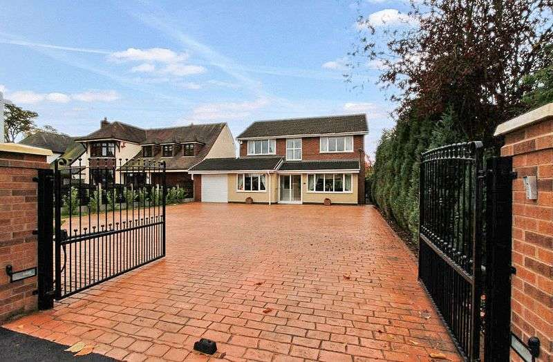 4 Bedrooms Detached House for sale in Stoney Lane, Bloxwich Walsall