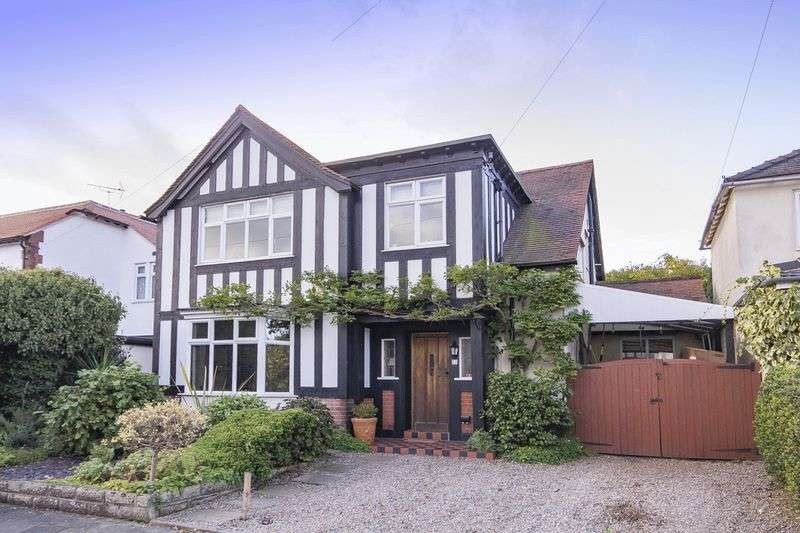 4 Bedrooms Detached House for sale in MIDDLETON AVENUE, LITTLEOVER
