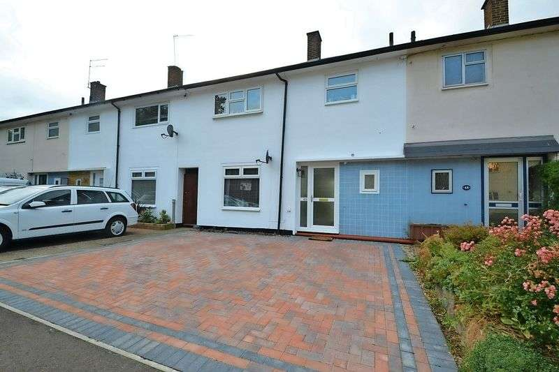 3 Bedrooms Terraced House for sale in Mark Hall Moors, Harlow
