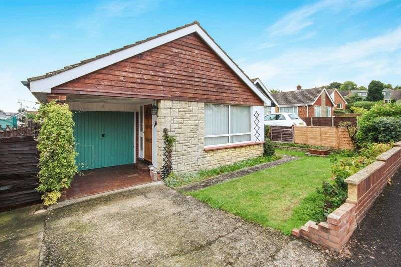 3 Bedrooms Detached Bungalow for sale in BOURNE CLOSE, MILFORD, SALISBURY, SP1
