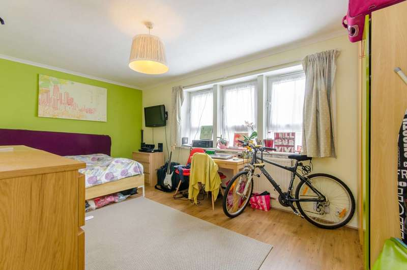 2 Bedrooms Flat for sale in Kerrison Road, Stratford, E15
