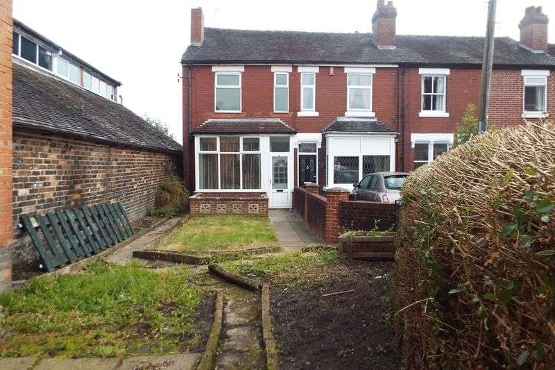 3 Bedrooms Terraced House for sale in Clare Street, Basford, Stoke-On-Trent