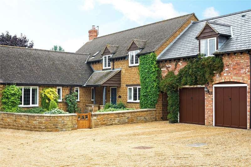 5 Bedrooms House for sale in The Old Stable Yard, Langdon Lane, Radway, Warwickshire, CV35