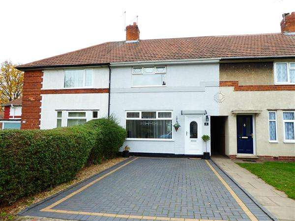 3 Bedrooms Terraced House for sale in Copstone Grove, Weoley Castle, Birmingham