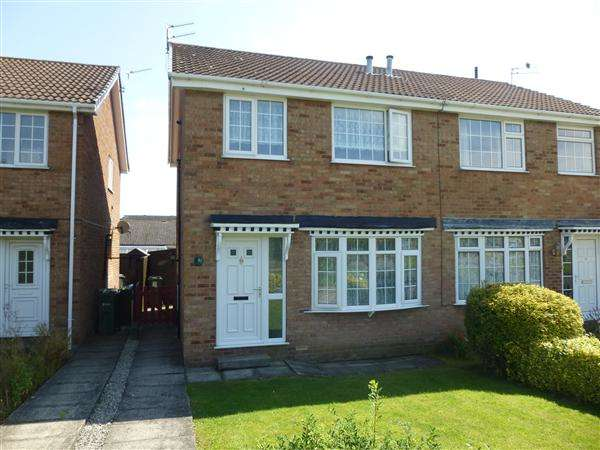 3 Bedrooms Semi Detached House for sale in York, Road, Strensall