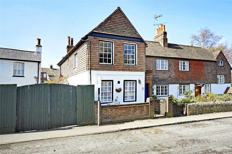 3 Bedrooms Semi Detached House for sale in Dene Street, Dorking, Surrey, RH4