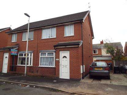 3 Bedrooms Semi Detached House for sale in Boome Street, Blackpool, Lancashire, FY4