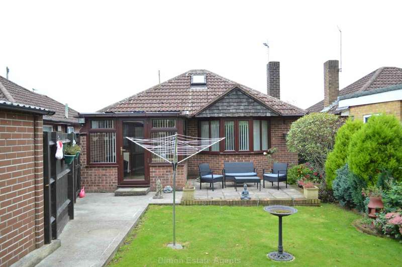 2 Bedrooms Detached Bungalow for sale in Harold Road, Stubbington