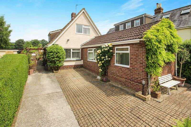 4 Bedrooms Detached House for sale in LOWER ROAD, QUIDHAMPTON, SP2