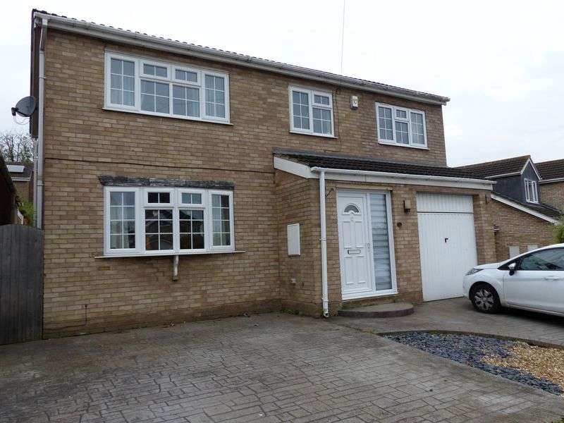 4 Bedrooms Detached House for sale in Gerrard Mews, Washingborough