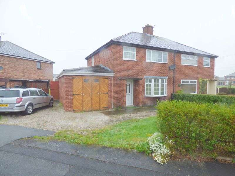 Property for sale in Park Road, Warrington