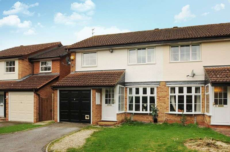 3 Bedrooms Semi Detached House for sale in Hadland Road, Abingdon