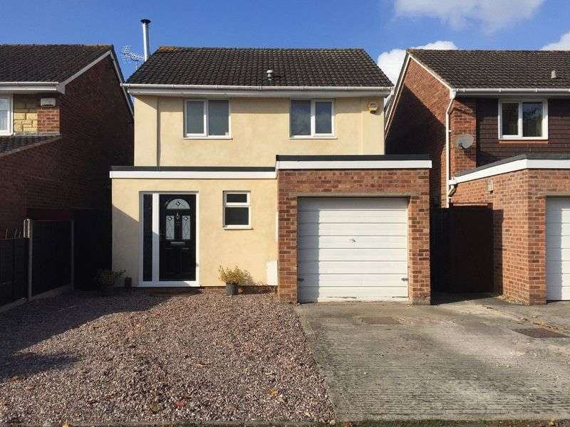 3 Bedrooms Detached House for sale in Westland Road, Hardwicke, Gloucester,