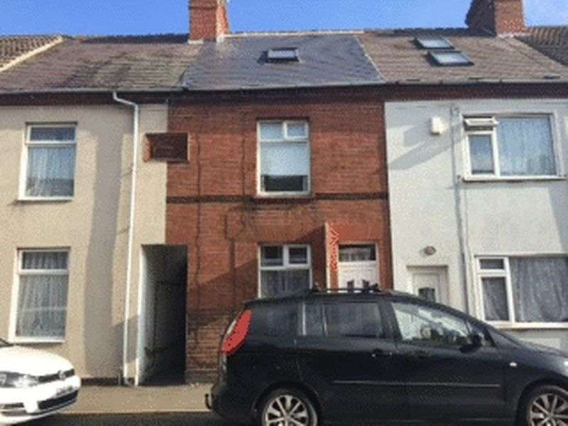 4 Bedrooms Terraced House for sale in Melbourne Road, Ibstock