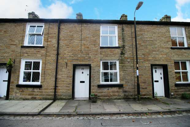 2 Bedrooms Terraced House for sale in Bowker Street, Bury, Lancashire, BL0 0QQ
