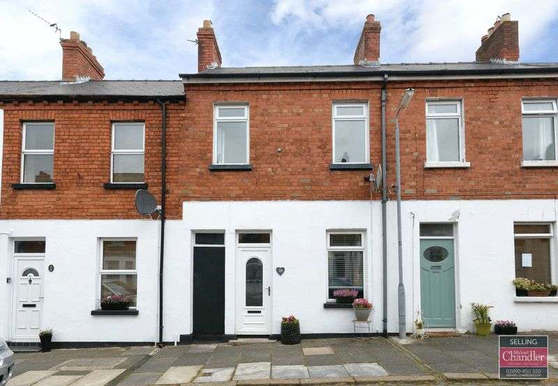 3 Bedrooms Terraced House for sale in 34 Trevor Street, Holywood, BT18 9NA
