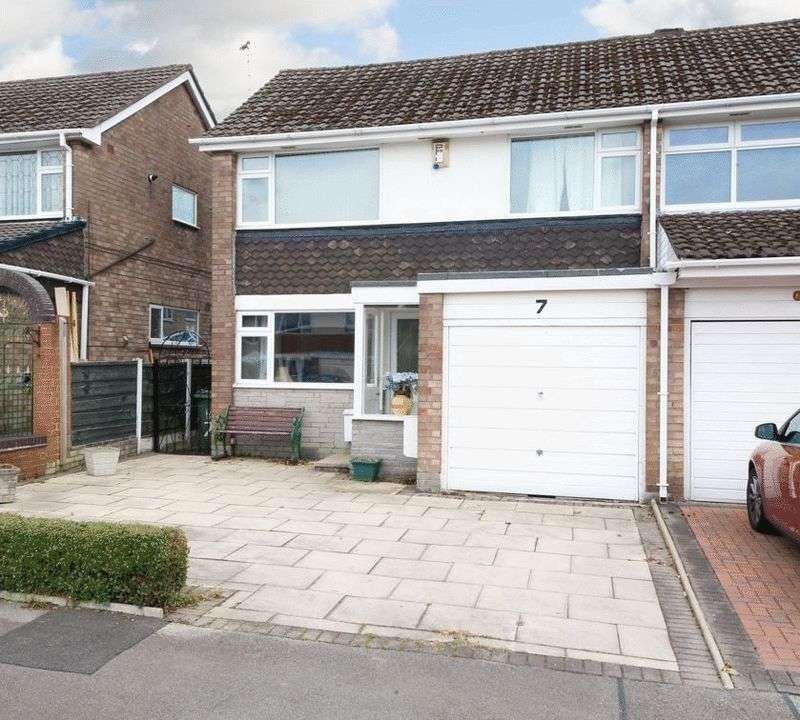 3 Bedrooms Semi Detached House for sale in Ribbesford Road, Highfield