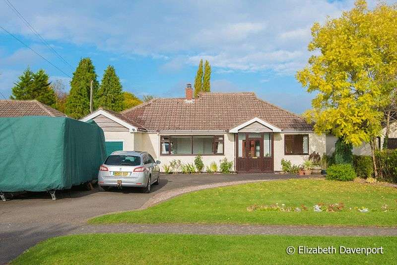 3 Bedrooms Detached Bungalow for sale in Rugby Lane, Stretton On Dunsmore