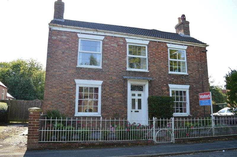 3 Bedrooms Detached House for sale in Sturton Road, Stow