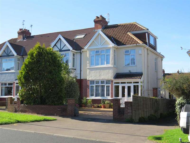 4 Bedrooms End Of Terrace House for sale in Grace Road, Downend, Bristol