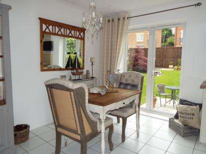 3 Bedrooms Town House for sale in Welby Drive, Ushaw Moor, Durham, DH7