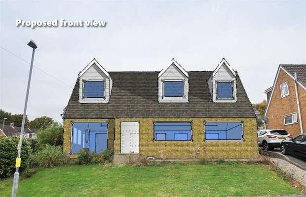 4 Bedrooms Detached House for sale in Sunnybank Road, WIMBORNE, Dorset