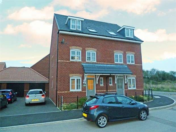 3 Bedrooms Semi Detached House for sale in Richardson Road, Swindon, Wiltshire