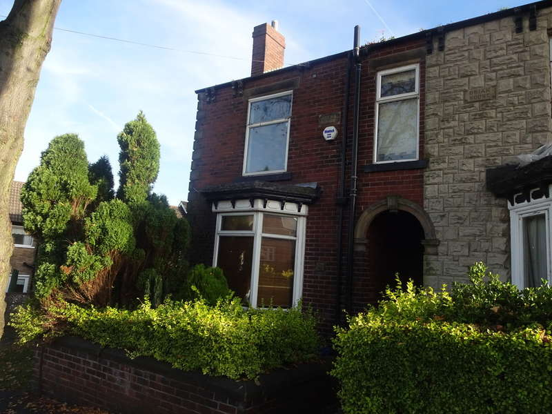 3 Bedrooms End Of Terrace House for sale in Firbeck Road, Woodseats
