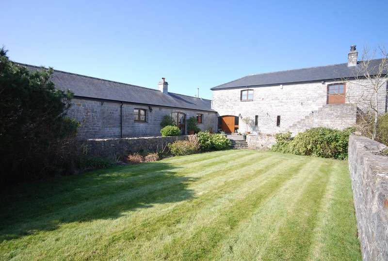 5 Bedrooms Unique Property for sale in Cwm Ciddy Barns, Porthkerry, Barry, Vale of Glamorgan, CF62 3NA