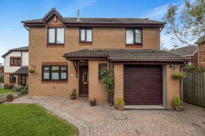 4 Bedrooms Detached House for sale in Ogwell, Newton Abbot, Devon