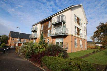 2 Bedrooms Flat for sale in Blackbraes Avenue, Calderwood