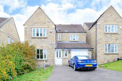 4 Bedrooms Detached House for sale in Rother View Close, Swallownest, Sheffield, South Yorkshire