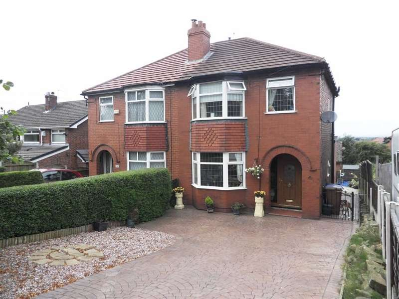 3 Bedrooms Property for sale in Hyde Road, Woodley, Stockport