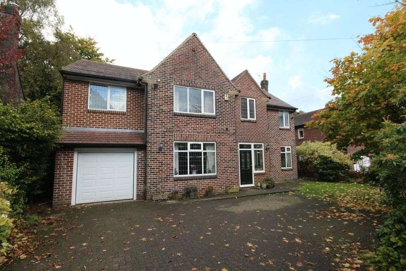 5 Bedrooms Detached House for sale in WOODTOP AVENUE, Bamford, Rochdale OL11 4BD