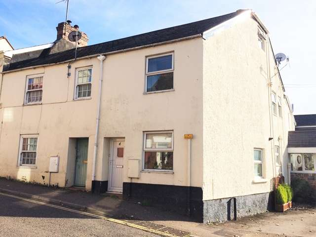 3 Bedrooms End Of Terrace House for sale in King Street, Honiton