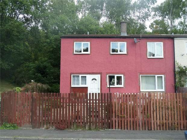 2 Bedrooms Semi Detached House for sale in Brynavon, Blaenavon, PONTYPOOL, Torfaen