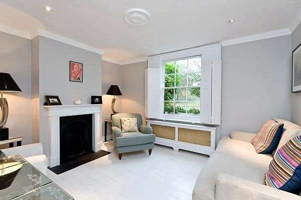 2 Bedrooms End Of Terrace House for sale in Alma Terrace, London, SW18