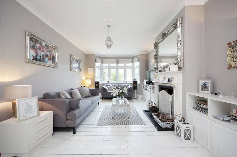 4 Bedrooms Terraced House for sale in Cavendish Road, Clapham South, London, SW12