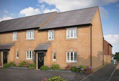 2 Bedrooms Maisonette Flat for sale in Bishops Grange, Wharf Road, Higham Ferrers, Rushden