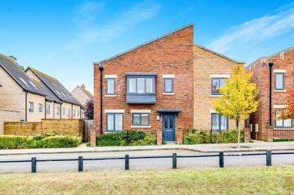 4 Bedrooms Detached House for sale in Ashby Wood Drive, Upton, Northampton, Northamptonshire