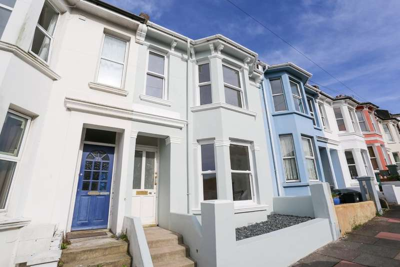 4 Bedrooms Terraced House for sale in Bentham Road, Brighton