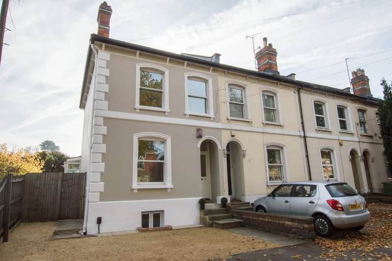 4 Bedrooms End Of Terrace House for sale in Gloucester Road, Cheltenham