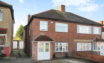 3 Bedrooms Semi Detached House for sale in Gayfere Road, Ilford, Essex