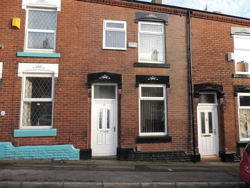 3 Bedrooms Property for sale in Audley Street, Ashton-under-lyne