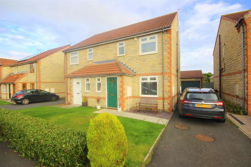 3 Bedrooms Property for sale in Acorn Croft, Witton Gilbert, Durham