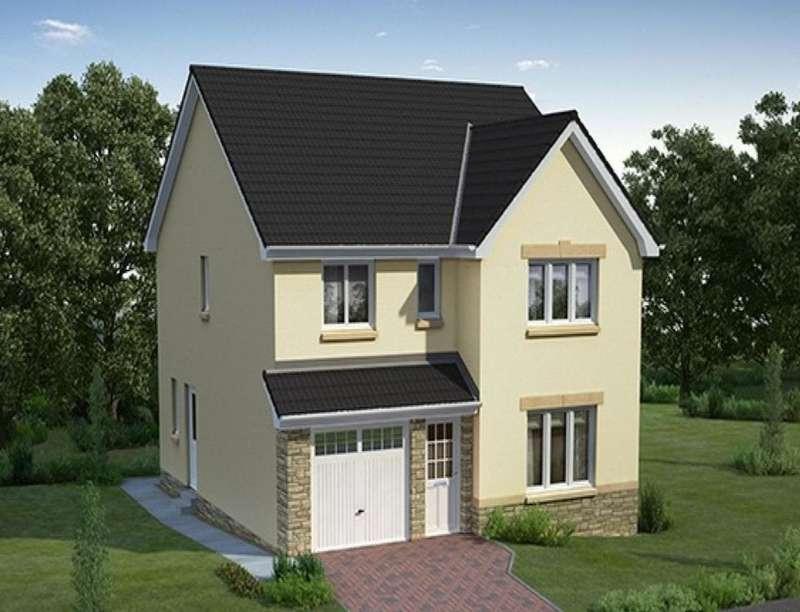 4 Bedrooms Detached House for sale in Seven Wells, East Calder, EH53