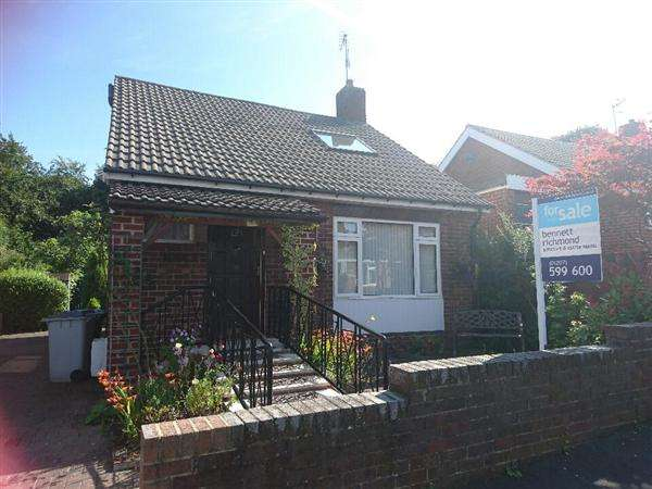 2 Bedrooms Bungalow for sale in Glenside, Shotley Bridge