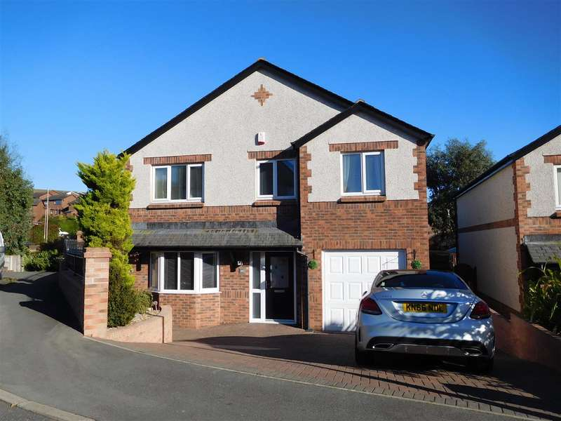 5 Bedrooms Detached House for sale in Sandalwood Close, BARROW-IN-FURNESS
