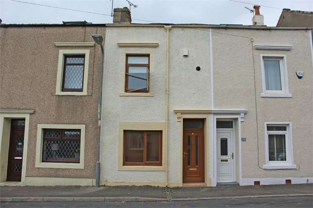 3 Bedrooms Terraced House for sale in Foundry Road, Parton, Whitehaven, Cumbria