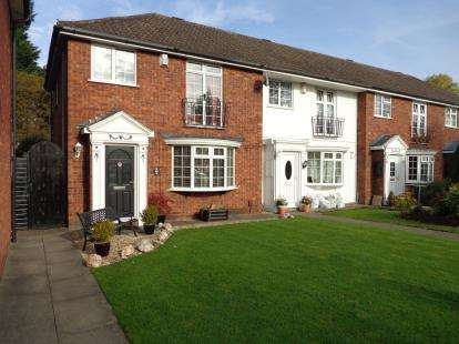 3 Bedrooms Semi Detached House for sale in Wolsey Way, Syston, Leicester, Leicestershire